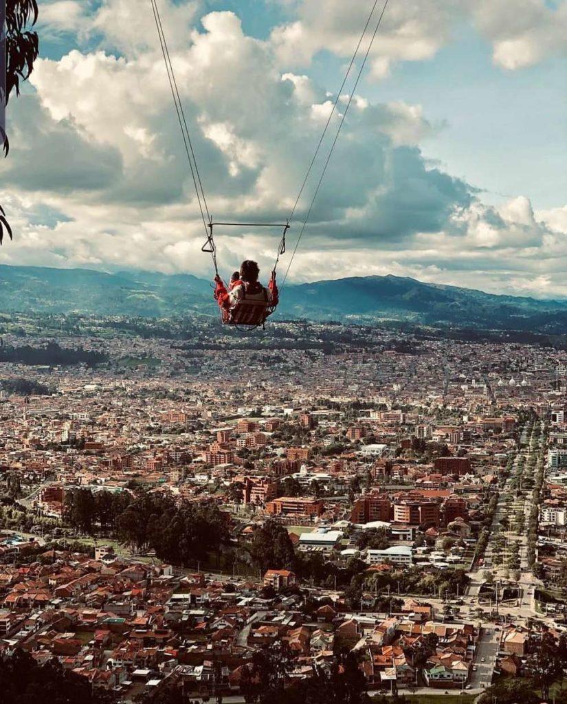things to do in cuenca mirador de turi